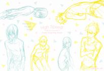 Hs rough sketch natsuya and nao