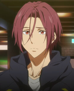 Rin Matsuoka Dive to the Future