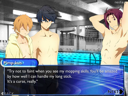 Dating Sim Game 1
