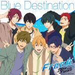 Blue Destination Album Cover
