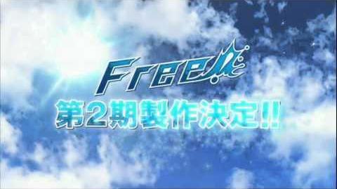 TVアニメ『Free! 第2期』PV