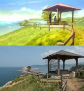 Iwami lookout comparison
