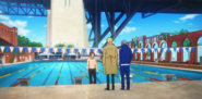 Rin meets Mikhail