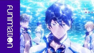 Free! -Iwatobi Swim Club- Official Clip - Opening