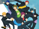 Free! -Dive to the Future- Character Song Vol.1 Seven to High