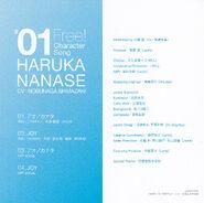 FREE! CHARA SONG HARUKA 2