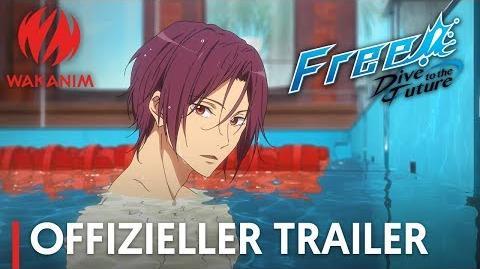 Free! Staffel 3 Offizieller Trailer OmdU