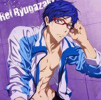 FREE! ES CHARACTER SONG - REI RYUGAZAKI
