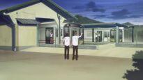 Iwatobi Station