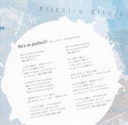FREE! ES CHARACTER SONG - AIICHIRO NITORI 2
