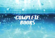 Complete books box cover