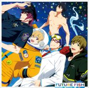 STYLE FIVE FUTURE FISH COVER
