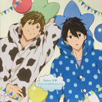 Makoharu voice cd cover