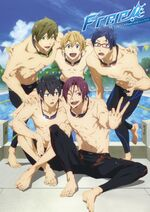 Free! fanbook cover
