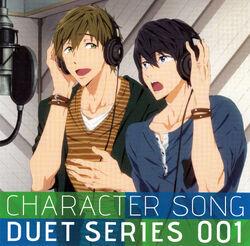 Free! Duet CD 001