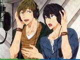 Vol.1 Haruka Nanase & Makoto Tachibana