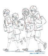 High Speed Sketch