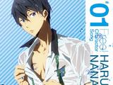 Free! Character Song Vol.1 Haruka Nanase