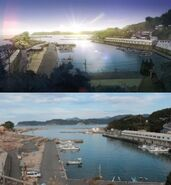 Iwami port comparison