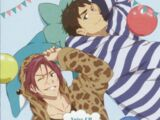 Free!~Sugar Cake~ Voice CD Rin & Sosuke
