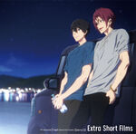 Extra Short Films Drama CD Cover