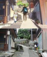 Iwami alley comparison