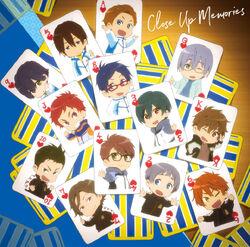 Close Up Memories Album Cover