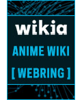 Wikia anime wiki webring button