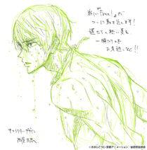 Dttf nishiya haru sketch
