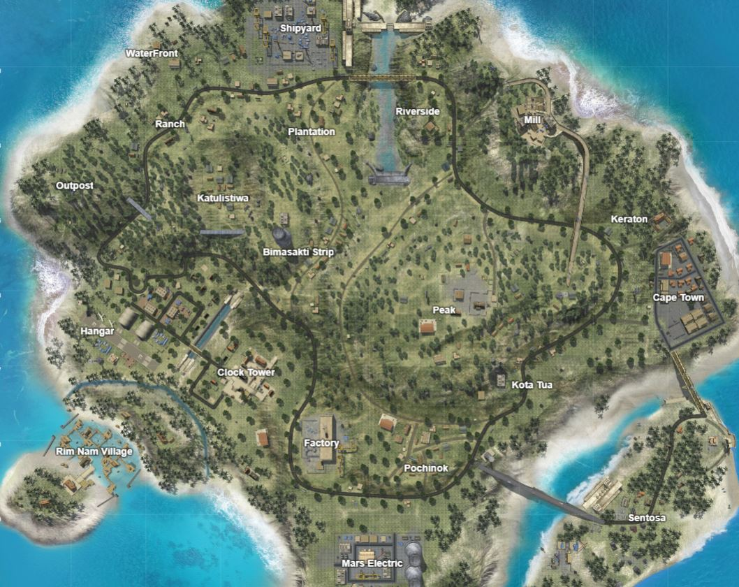 Bermuda | Free Fire-Battlegrounds Wiki | FANDOM powered by Wikia