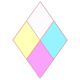 Diamonds symbol