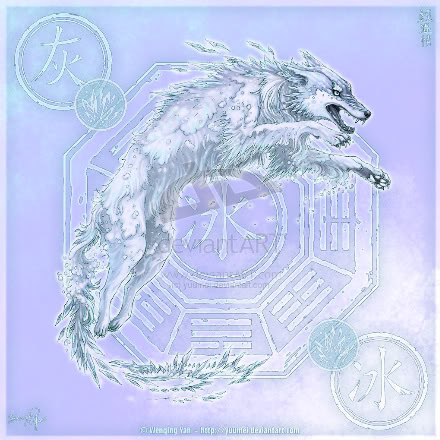File:Wolf of Ice by yuumei-1.jpg
