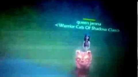 Free realms warrior cats of shadow clan