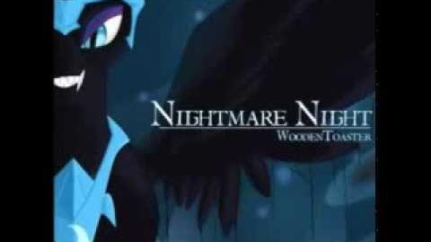 Nightmare Night (WoodenToaster Mic The Microphone) - 1 Hour Edition