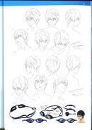 Guidebook Haruka Expressions