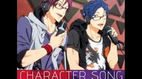 Matsuoka Rin & Ryugasaki Rei - GO ALL OUT!! Character Song Duet Series 003