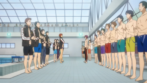 Club de natation de samezuka