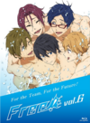 Free! Vol.6 Blu-ray package