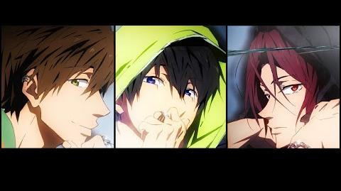 【Free!ES】FUTURE FISH Makoto & Haruka & Rin ver