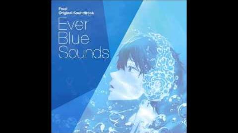 Free! Iwatobi Swim Club - Night sky & ever blue HD OST 1-30