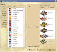 Freeciv 2.1.0-beta3 fr choix nation