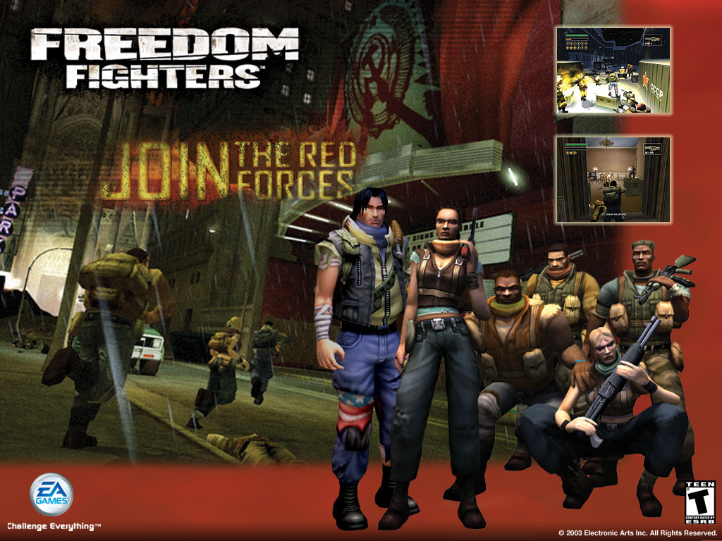 How to download & install freedom fighters pc game youtube.