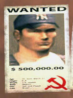 Stone on the Wanted poster