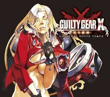 Guilty Gear Xrd -SIGN- Original Soundtrack Cover