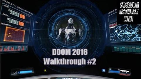 Doom 2016 Walkthrough -2