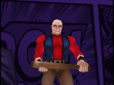 Tough Bat Thug