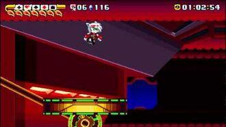 Freedom Planet - Final Dreadnought 1 Speedrun Spade (2-11)