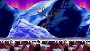 Battle Glacier cutscene