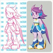 Lilac concepts cont by theCHAMBA