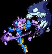 Lilac vs Orcane